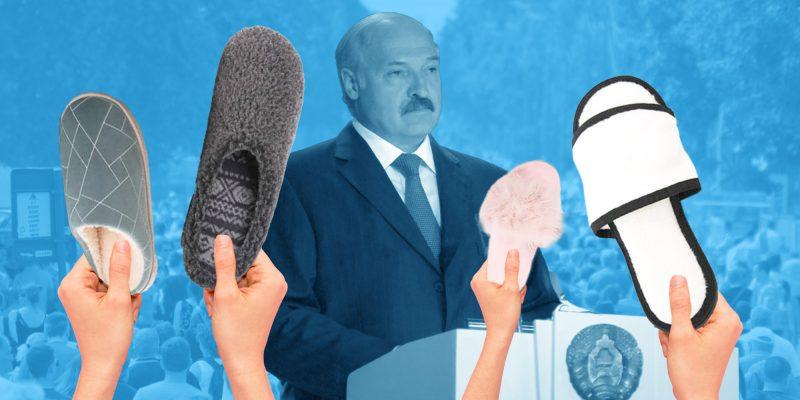 Todo lo que necesitas saber para entender la Revolución de las pantuflas, el movimiento en Bielorrusia que busca derrocar al «último dictador» de Europa