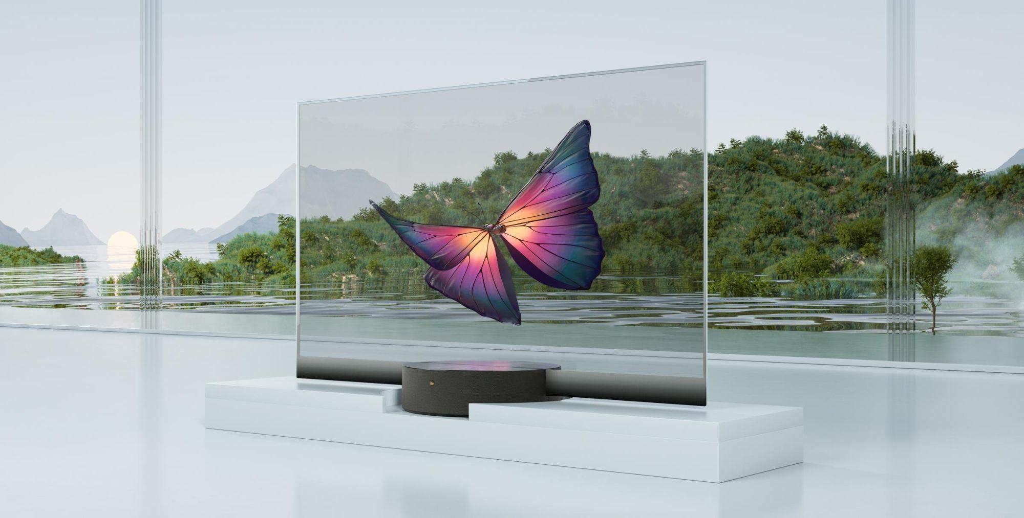 xiaomi television transparente | Business Insider México