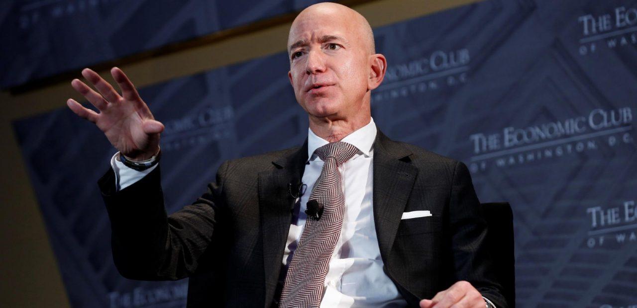 Jeff Bezos Regla