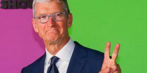 Apple es la primera empresa estadounidense en alcanzar su valor de mercado de 2 billones de dólares