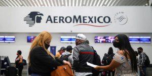 Aeroméxico aterriza 100 millones de dólares como parte de su reestructura y logra acuerdo con acreedores
