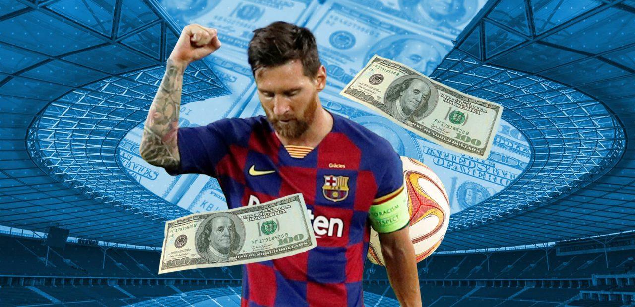 jugadores Messi Business Insider México