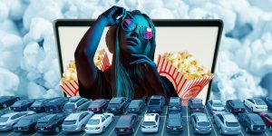 Cinemex y Expo Santa Fe te invitan a vivir la magia del cine desde la comodidad de tu auto