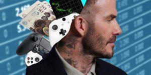 Guild, la compañía de eSports de David Beckham, planea salir a bolsa este año
