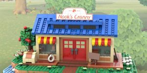 Lego está considerando hacer sets basados en 'Animal Crossing', 'Fall Guys' y 'Discworld' de Terry Pratchett