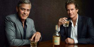 La historia de cómo George Clooney se convirtió en el actor mejor pagado y todo gracias al tequila