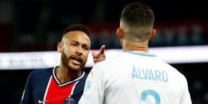 Las acusaciones de racismo de Neymar contra Álvaro González despiertan el debate sobre un mal que continúa en el futbol francés