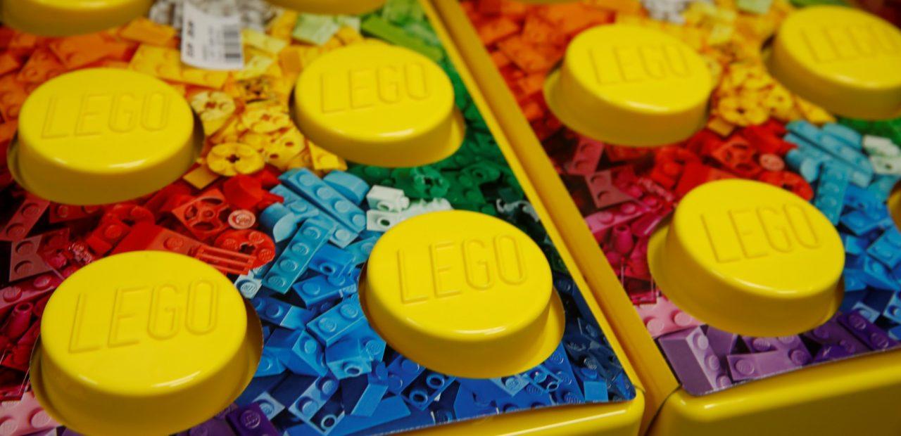 Lego bloques