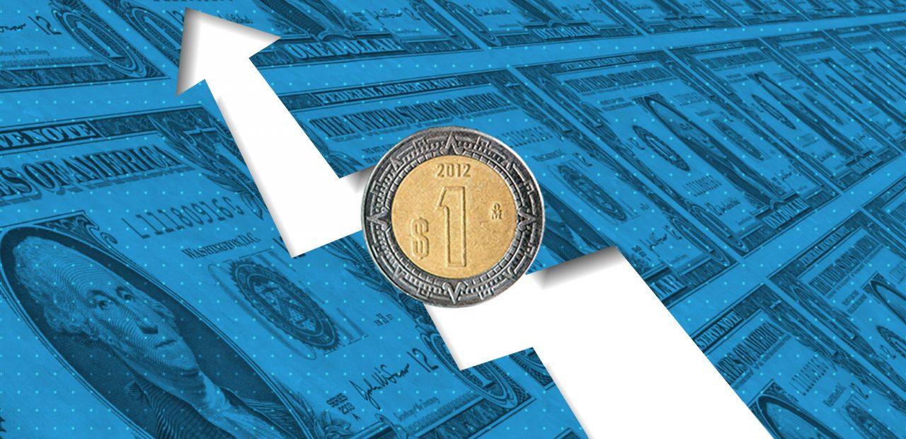 depreciación dólar