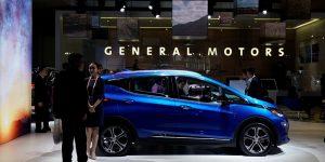 General Motors explora el mercado de autos voladores con sus baterías eléctricas Ultium