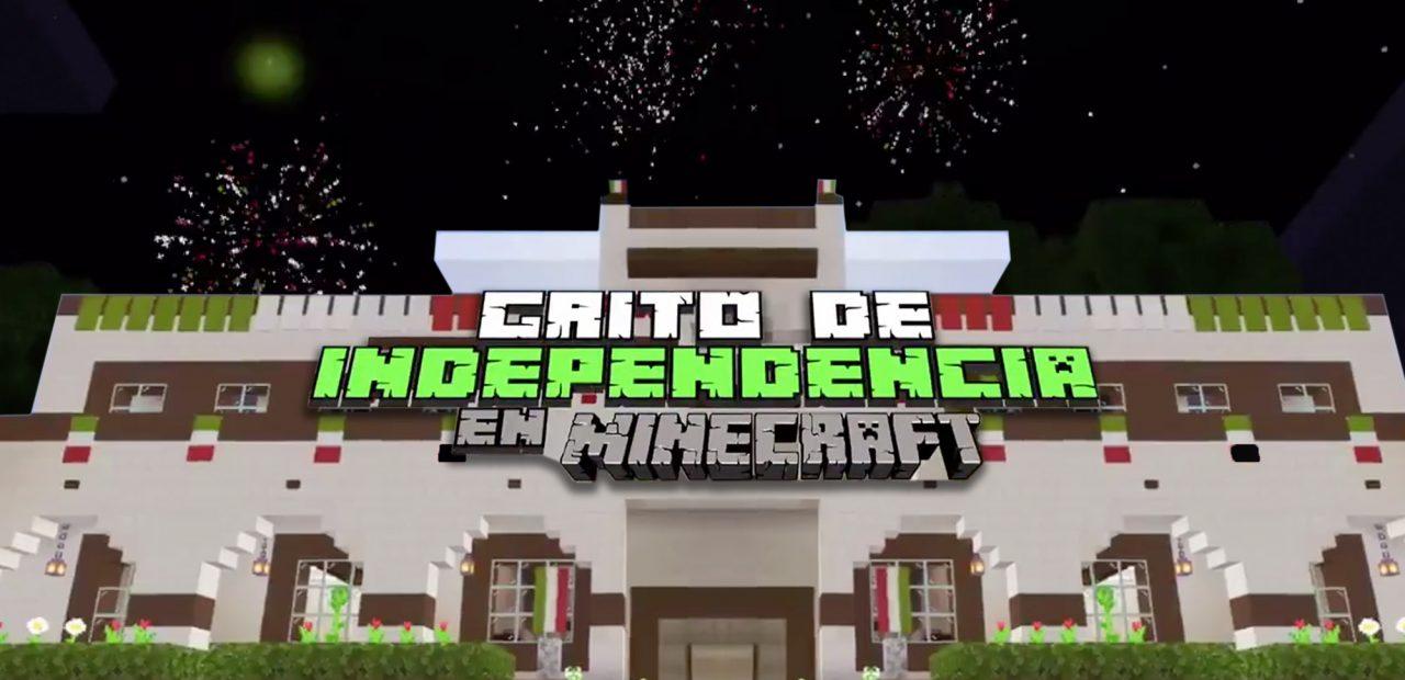 Grito de Independencia en Escobedo, Nuevo Leon en Minecraft | Business Insider Mexico