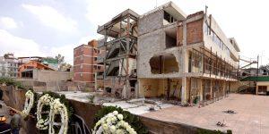 Así fue el caso de Mónica García Villegas, directora del Colegio Enrique Rébsamen, colapsado en el sismo de 2017